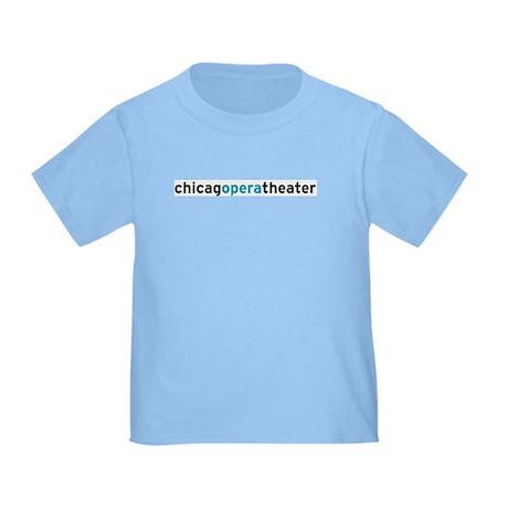 Chicago Opera Theater Toddler T-Shirt