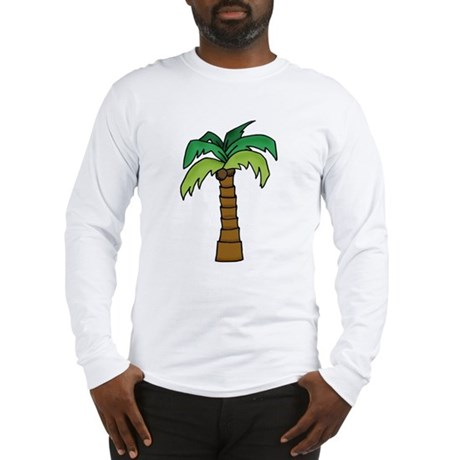 Lone Palm Long Sleeve T-Shirt