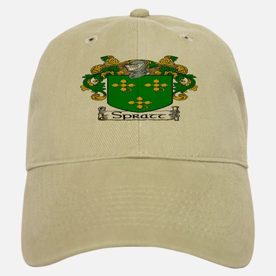Spratt Coat of Arms Baseball Baseball Cap
