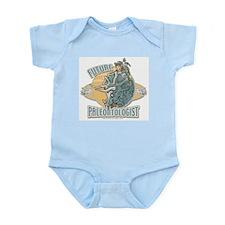 Boy Paleontologist Infant Creeper