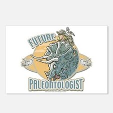 Girl Paleontologist Postcards (Package of 8)