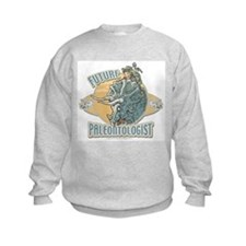 Boy Paleontologist Sweatshirt
