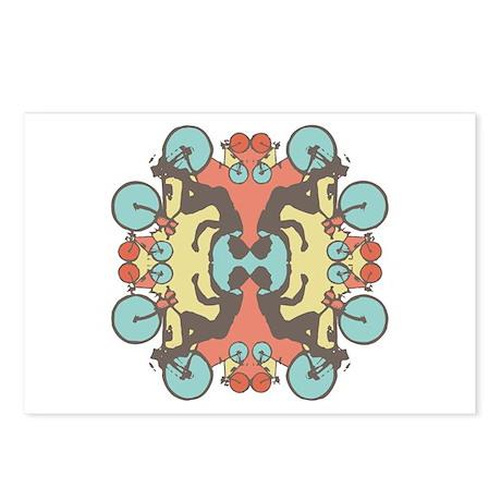 kaleidoscope Postcards (Package of 8)
