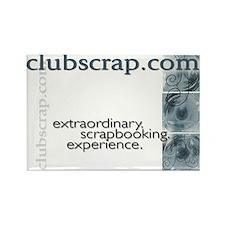 Clubscrap.com Magnet