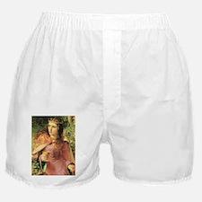 Queen Eleanor Boxer Shorts