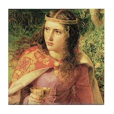 Queen Eleanor Tile Coaster