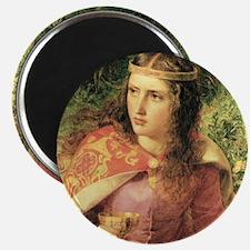 Queen Eleanor Magnet