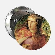 "Queen Eleanor 2.25"" Button"