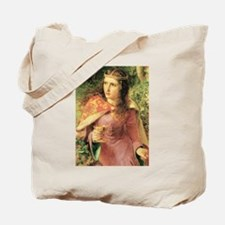 Queen Eleanor Tote Bag