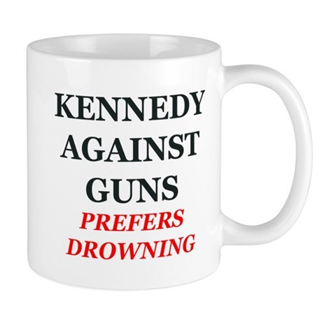 Kennedy Against Guns Mug