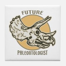 Future Paleontogist Tile Coaster