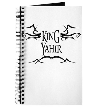 King Yahir Journal