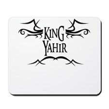 King Yahir Mousepad