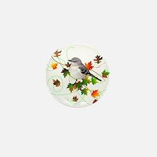 Mockingbird Mini Button