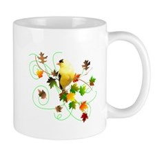 Goldfinch Small Mug