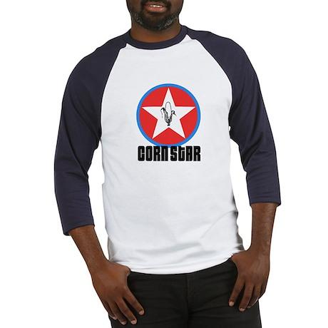 Corn Star Baseball Jersey
