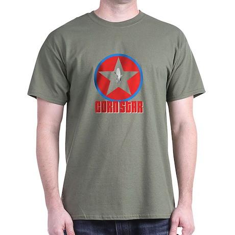 Corn Star Dark T-Shirt