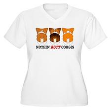 Mix Pembroke Butts T-Shirt