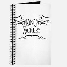 King Zackery Journal
