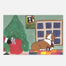 Watchin for Santa Postcards (Package of 8)