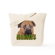 Massive Mastiff Tote Bag