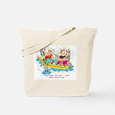 ... must mean ducks too. Tote Bag