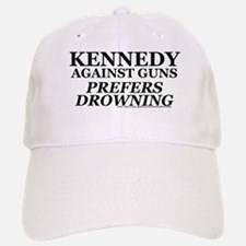 Kennedy Against Guns Baseball Baseball Cap