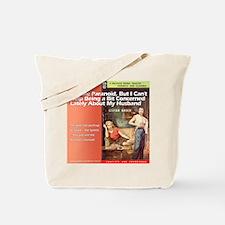 Crossdresser Husband Tote Bag