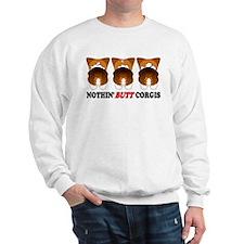Tri Pembroke Butts Sweatshirt