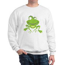 Funny Frog Sweatshirt