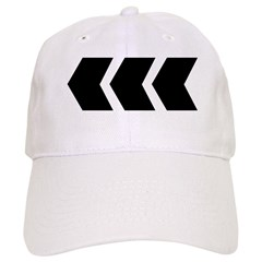 black arrow left Baseball Cap
