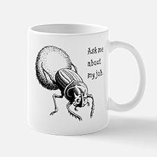 Dung Beetle Mug