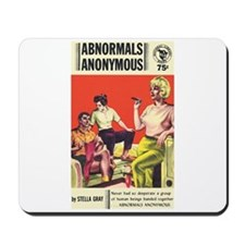 """Mousepad - """"Abnormals Anonymous"""""""