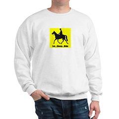 Eat sleep ride Sweatshirt