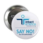 """Say NO!"" 2.25"" Button (10 pack)"