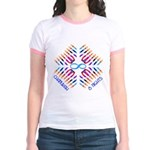 Infinity 8 Nights Jr. Ringer T-Shirt