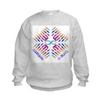 Infinity 8 Nights Kids Sweatshirt