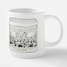 Cute Wacky critters 20 oz Ceramic Mega Mug