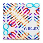 Infinity 8 Nights Tile Coaster