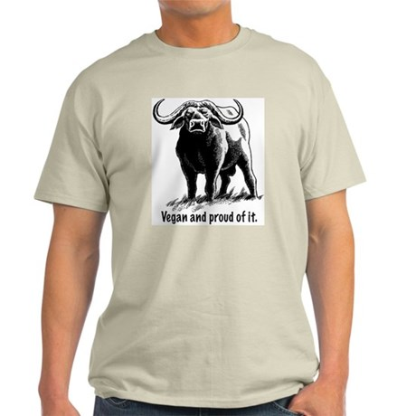 Proud Vegan Light T-Shirt