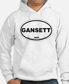 Narragansett RI Oval Design Sweatshirt