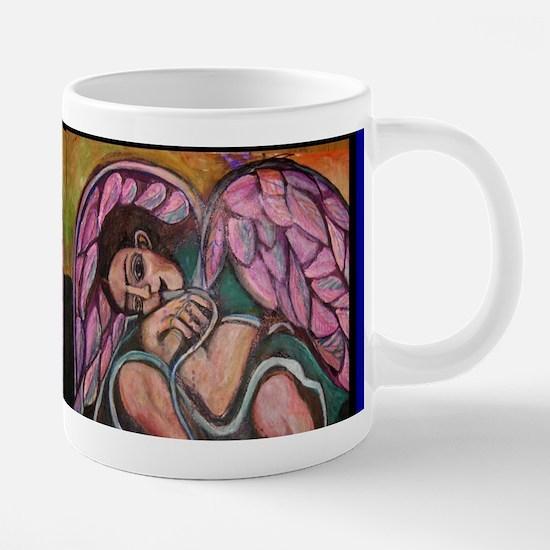 Angels1.jpg 20 oz Ceramic Mega Mug