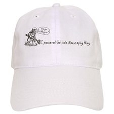 Manscaper Pioneer Baseball Cap