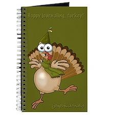 Happy journaling, turkey!