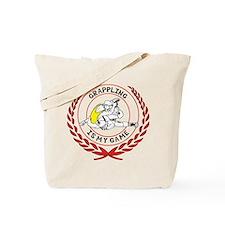 Grappling Tote Bag