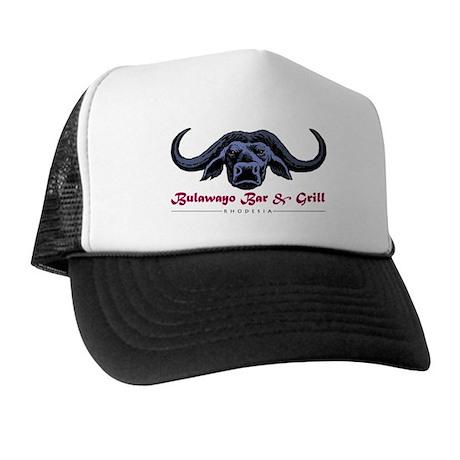 Bulawayo Rhodesia Trucker Hat