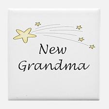 New Grandma Tile Coaster