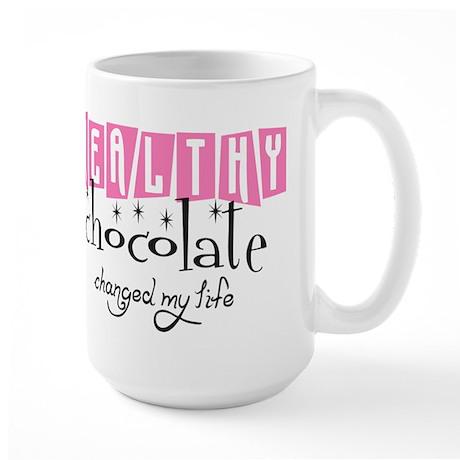 Changed My Life Large Mug