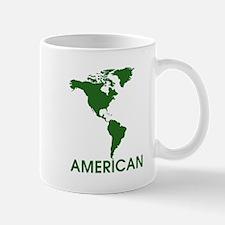 Unique Brazilian american Mug