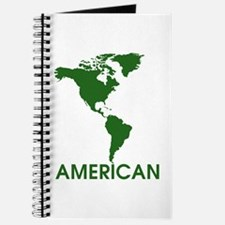 Cute American citizen Journal